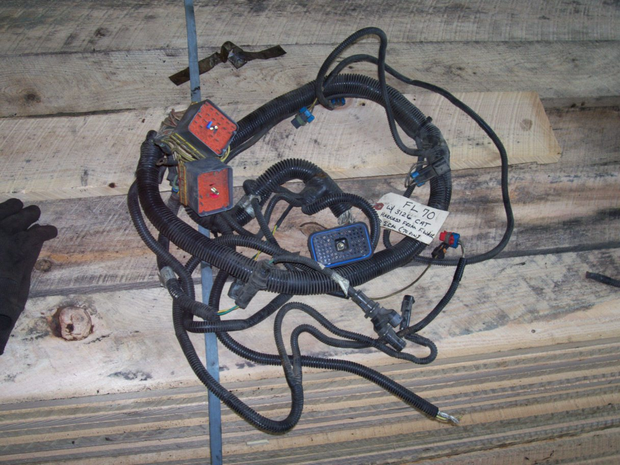 WH FL 70 3126 1 wire harness offered by white & bradstreet, inc peterbilt 379 engine wiring harness at virtualis.co